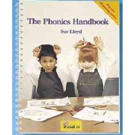 The Phonics Handbook  In Print Letters