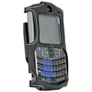 Sprint Skin Suit Case with Swivel Belt Clip for Motorola Q9h - Black