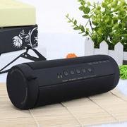 VicTsing Professional Waterproof Outdoor HIFI Column Speaker Wireless Bluetooth Speaker Subwoofer Sound Box with Flashlight Support FM Radio TF Mp3 Player Mobile Phone