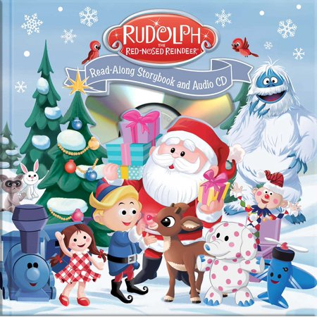 Rudolph the Red-Nosed Reindeer Read-Along Book and (Sign Language For Rudolph The Red Nosed Reindeer)