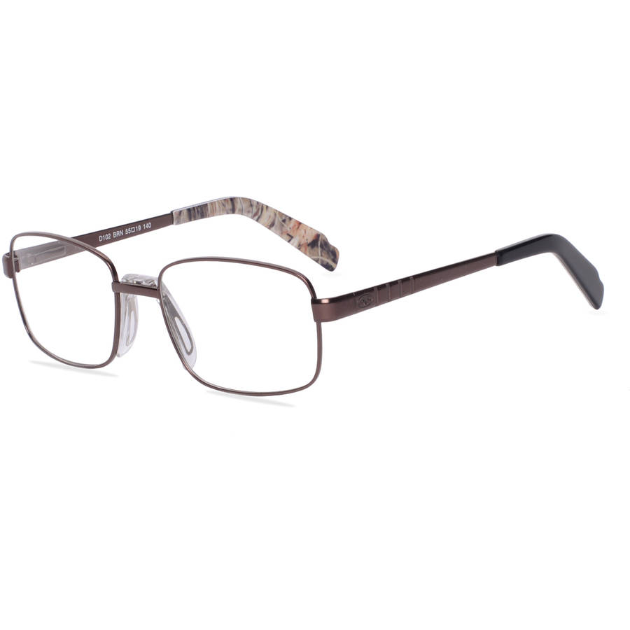 Duck Commander Mens Prescription Glasses, D102 Brown
