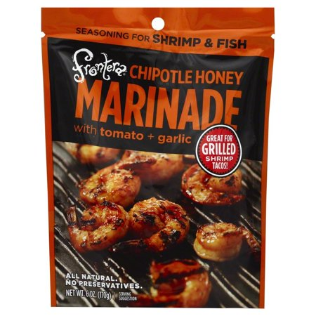 Frontera Chipotle Honey with Tomato + Garlic Marinade, 6 Oz Honey Chipotle Glaze