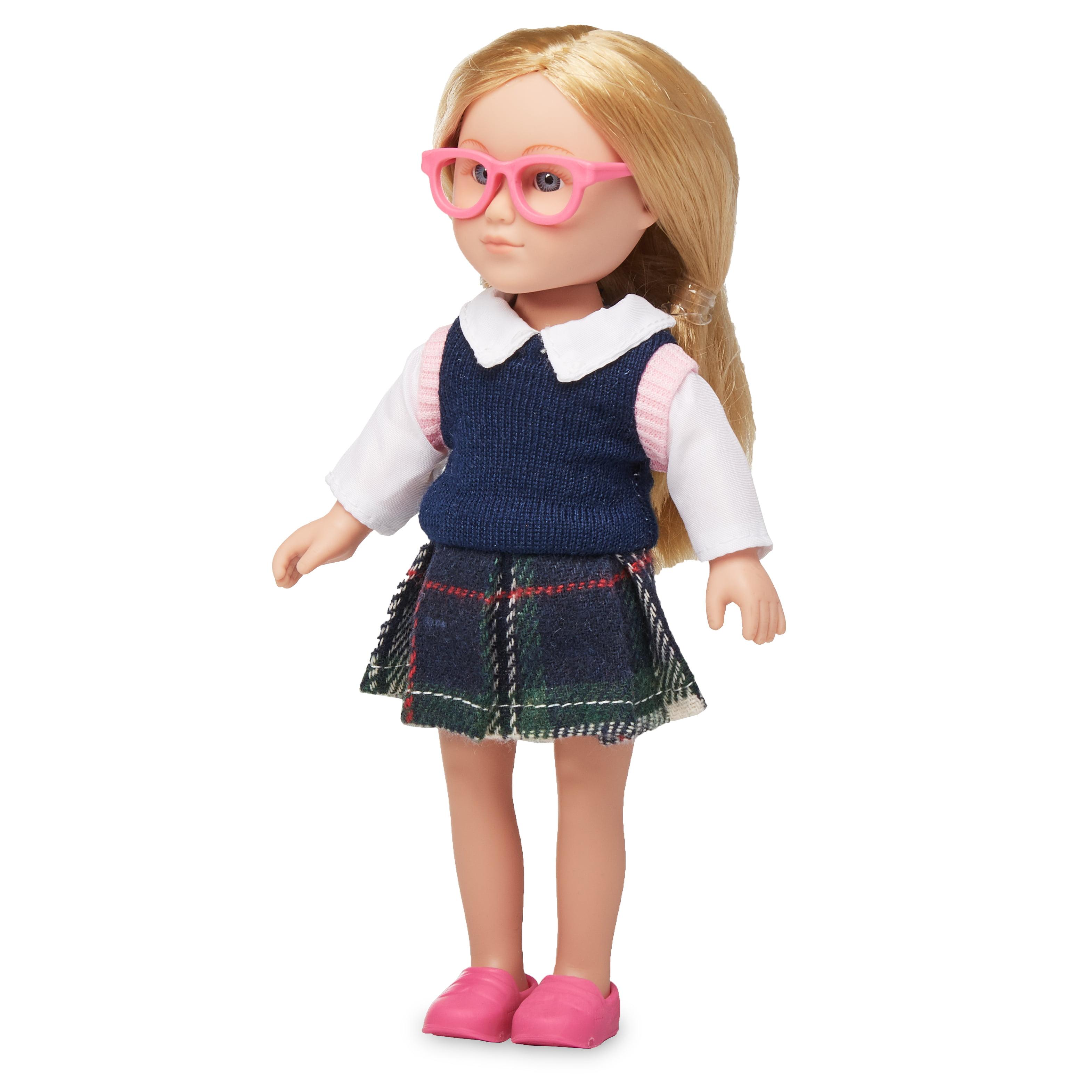 43e0a6a1ab My Life As Mini School Girl Doll