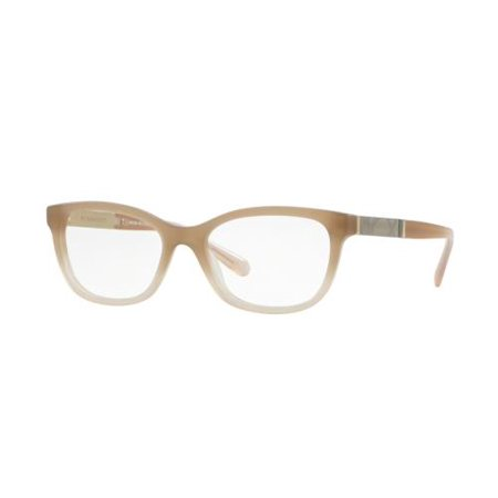 5e780f8e56f BURBERRY Eyeglasses BE2232 3574 Matte Beige Gradient 53MM - Walmart.com