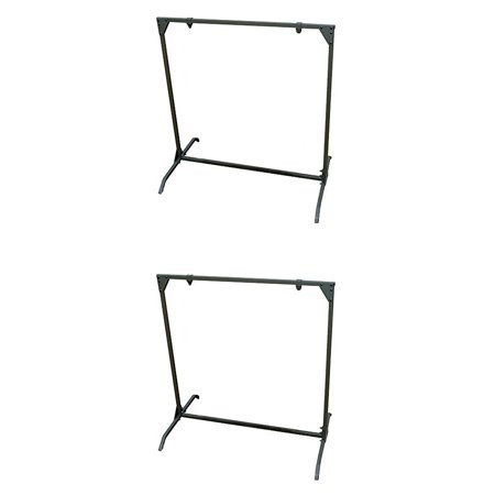 HME Products Bowhunting Archery Range Practice Shooting Target Stand (2 - Practice Range