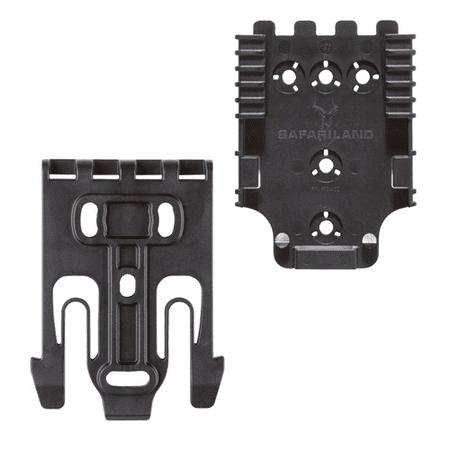 Safariland 6004 Tactical System (Safariland QUICK-KIT2-2 Black Quick Locking System Locking Fork)