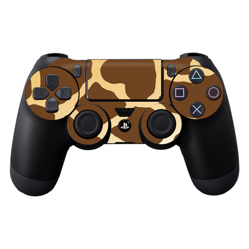 Protective Vinyl Skin Decal Cover for Sony PlayStation DualShock 4 Controller wrap sticker skins Giraffe