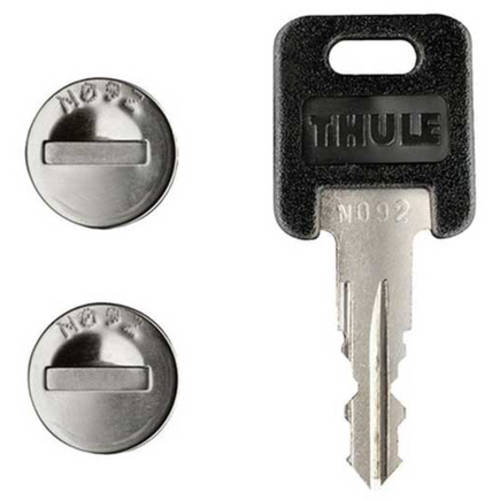 Thule Thu544 4-Pack Lock Cylinders