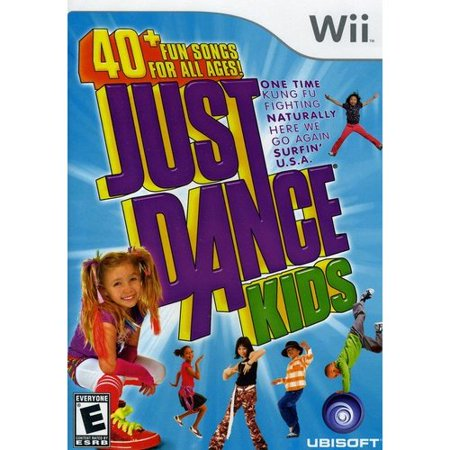 Ubisoft Just Dance Kids (Wii)](Just Dance 3 This Is Halloween Wii)