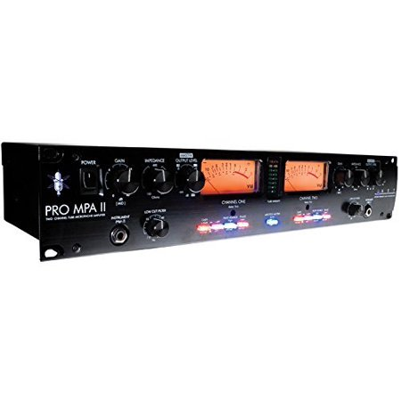 ART ProMPAII Two Channel Discrete Class A Microphone (Best 2 Channel Preamp)