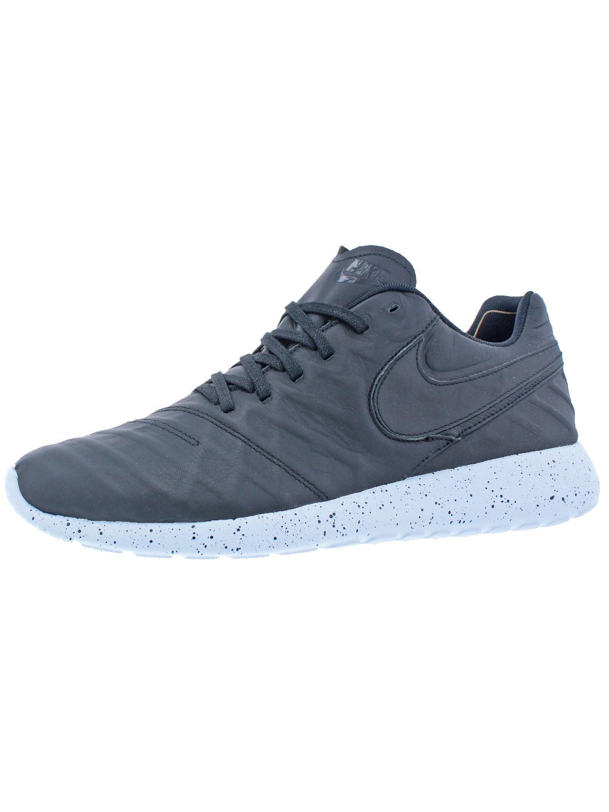 Nike Mens Roshe Tiemo VI Casual Low-Top Fashion Sneakers Black 11.5 Medium (D)