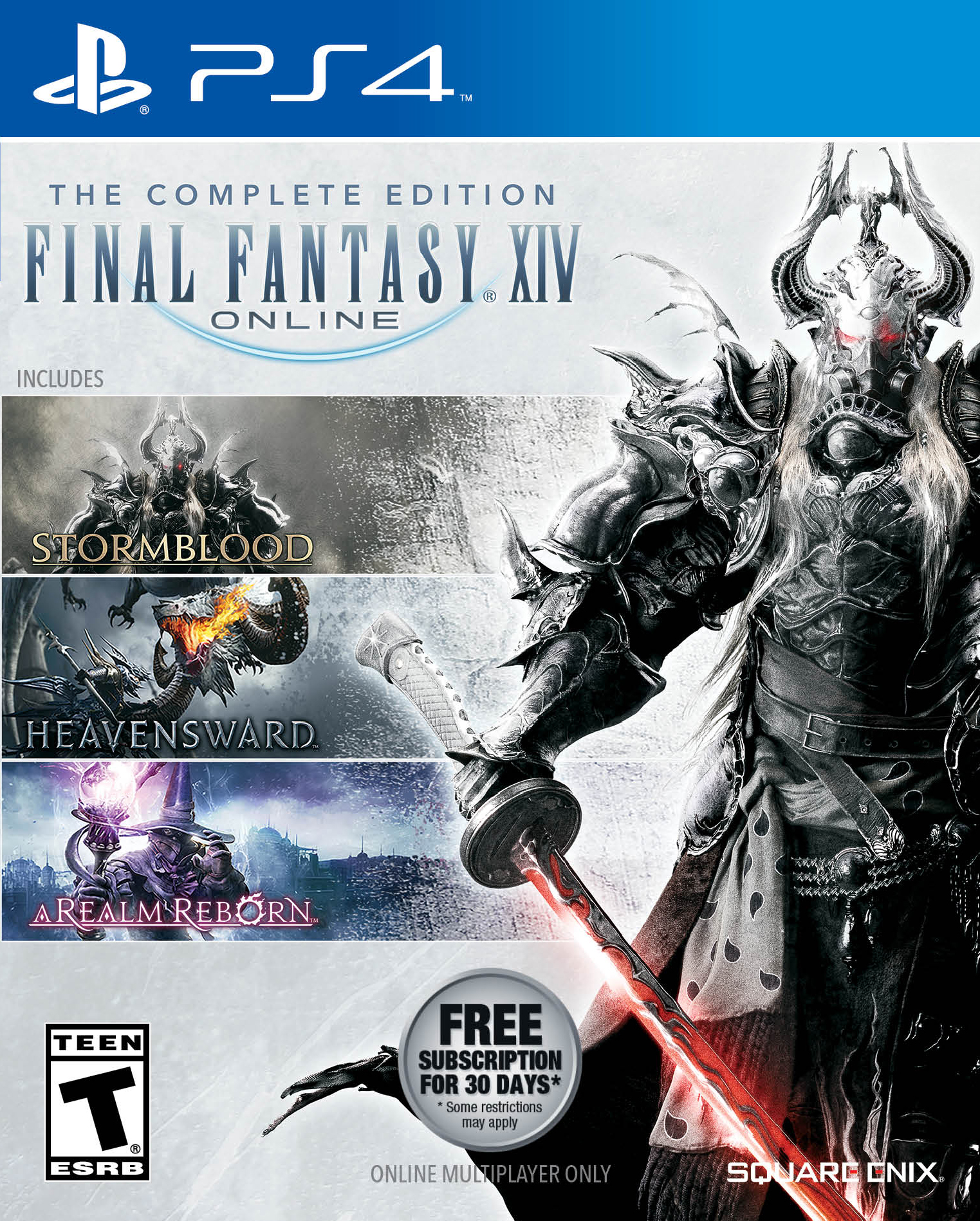 Final Fantasy XIV: Online Complete Edition PlayStation 4