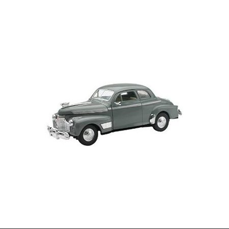 1941 Chevy Special Deluxe 5Passenger Coupe Grey 1/32 Diecast Model Car By  New Ray