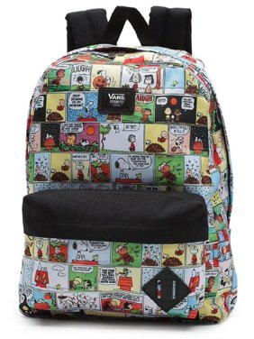 571ecd2cb2e182 Product Image Peanuts Old Skool II Peanuts Comics Backpack Book Bag. Vans