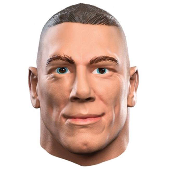Disguise DG24366 Mens John Cena Deluxe Mask, Multi Color