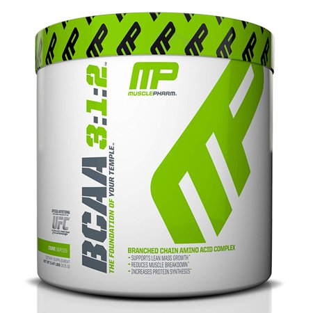 MP Essentials BCAA Powder, 6 Grams of BCAA Amino Acids, Post-Workout Recovery Drink for Muscle Recovery and Muscle Building, Valine Powder, BCCA.., By Muscle Pharm