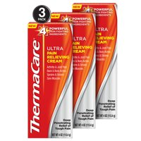 ThermaCare Ultra 3x4oz