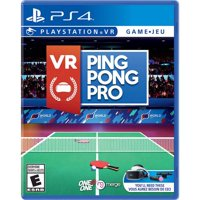 VR Ping Pong Pro Standard Edition - PlayStation 4, Merge Games, 819335020467