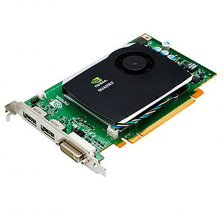 NVIDIA Quadro FX 580 by PNY - Graphics card - Quadro FX 580 - 512 MB GDDR3 - PCIe 2.0 x16 - DVI, 2 x DisplayPort, HDTV-out ()