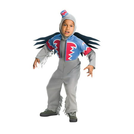 Halloween Wizard of Oz Deluxe Winged Monkey Child Costume](Flying Monkey Costume Wizard Of Oz)