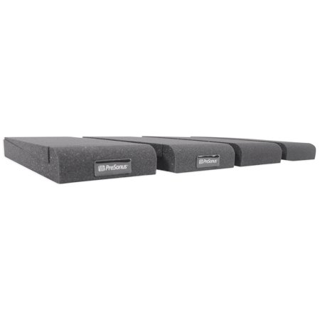 Pair Presonus ISPD-4 Studio Monitor Foam Isolation Pads For (2) Speakers