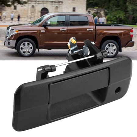 Ejoyous Tailgate Handle Car Outer Rear Door Tailgate Handle for Toyota Tundra 2007-2013(81213, 69090-0C040, 690900C040, 411847, T9638) - image 6 of 6