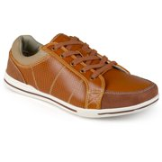 Mens Casual Low Lace-up Sneakers