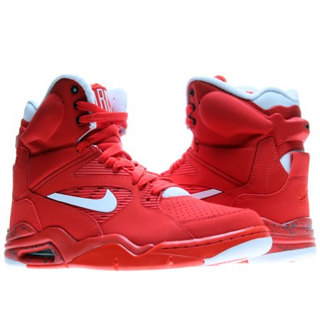 Nike Air Command Force University Red/White Men's Basketball Shoes  684715-600