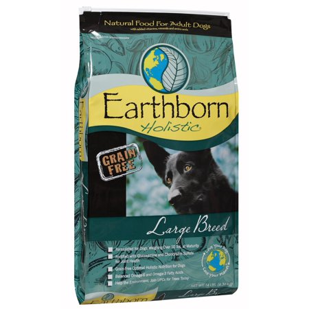 Earthborn Large Breed Dog Food Reviews