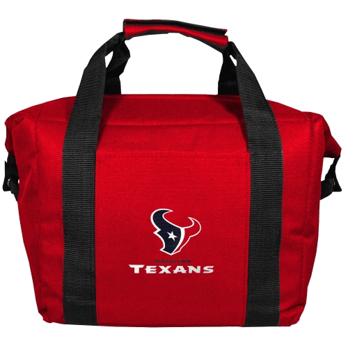 Houston Texans Kooler Bag - Red - No Size