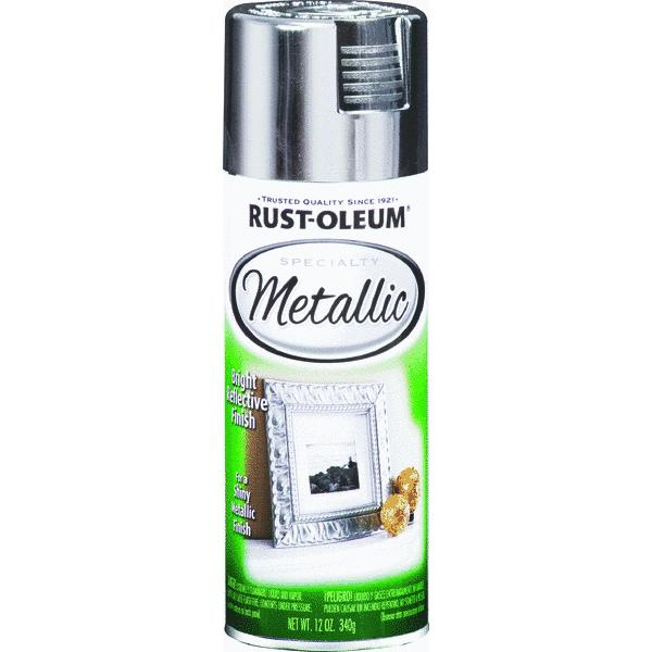 Rust-Oleum Specialty Metallic Spray, Silver