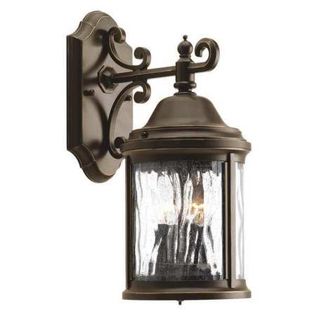 PROGRESS LIGHTING Cand Wall Lantern,2-60W P5649-20