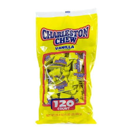 Charleston Chews Snack Size (120 ct.) (Charleston Chew Bar)