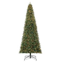Holiday Time Pre-Lit 12' Williams Pine Artificial Christmas Tree, Clear-Lights