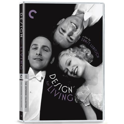 Design For Living (Criterion Collection) (Full Frame)