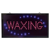 "FANTASEA ""WAXING"" LED SIGN EA"