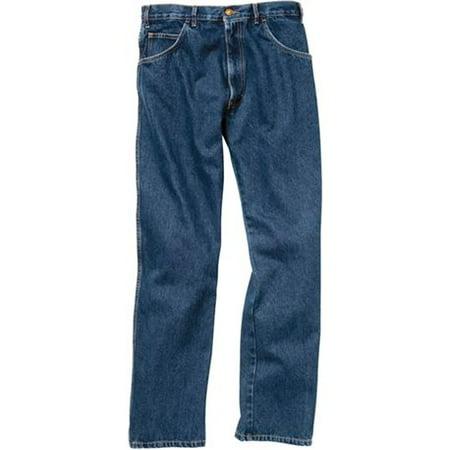 Key Heavyweight Denim 5-Pocket Jeans, Traditional Fit 36x32