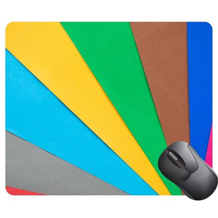POPCreation lot of color paper for crafts idea art Mouse pads Gaming Mouse Pad 9.84x7.87 inches