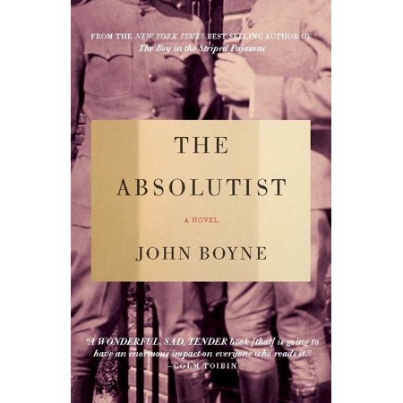 The Absolutist (Best Motivational Novels By Indian Authors)
