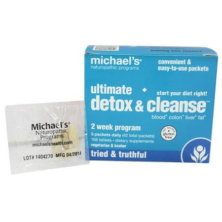 Michael's Naturopathic Programs - Ultimate Detox & Cleanse