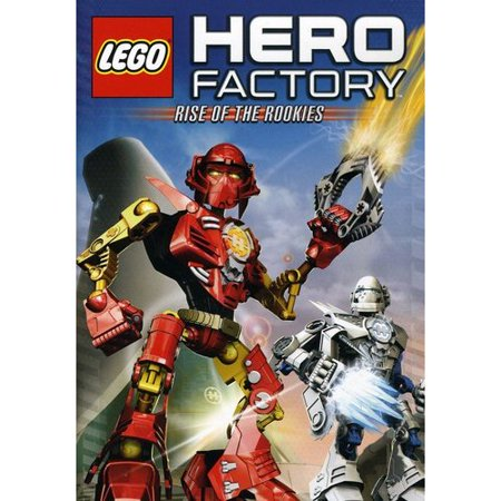 Click here for LEGO: Hero Factory - Rise Of The Rookies prices