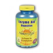 Enzyme Aid Tab Nature's Life 250 Tabs