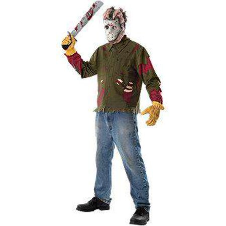 Friday the 13th Jason Costume 15806 [Adult Standard]](Friday The 13th Halloween Costumes)