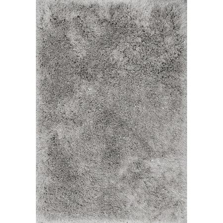 Alexander Home Lark Shimmer Shag Rug (3'6 x 5'6) ()