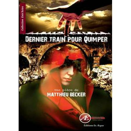 (Dernier train pour Quimper - eBook)