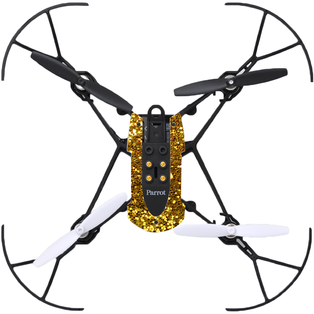 Mightyskins Protective Vinyl Skin Decal For Parrot Mambo Drone