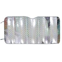Car Window Sun Shade Foldable Windshield Sunshade Visor Heat Block UV Rays Full Protection