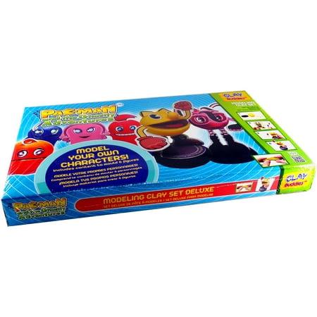 Pac Man Clay Buddies Super Pack - Pac Man Party Supplies