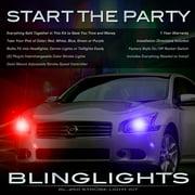Nissan Maxima Strobe Lights Lamps Kit for Headlamps Headlights or Taillamps Taillights