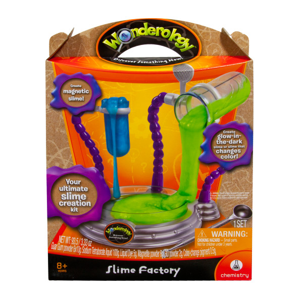 Wonderology Science Kit Slime Factory